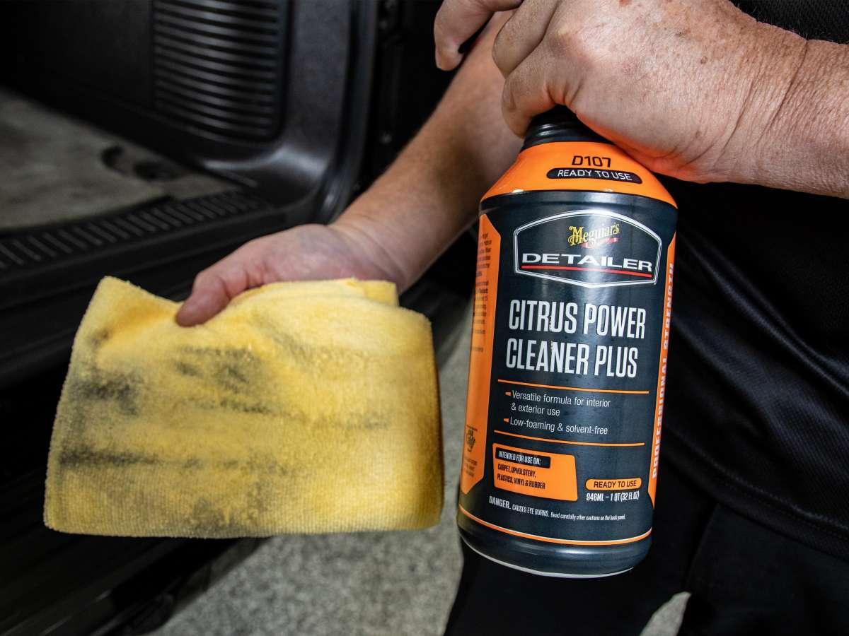 Meguiar's Citrus Power Cleaner Plus