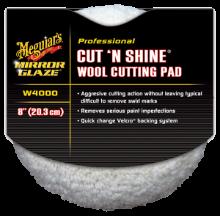 Meguiar's Cut 'N Shine Wool Cutting Pad