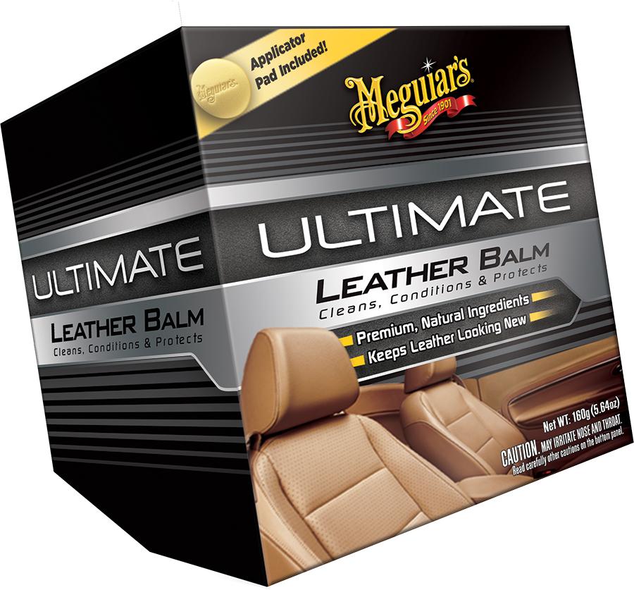 Meguiar's Ultimate Leather Balm