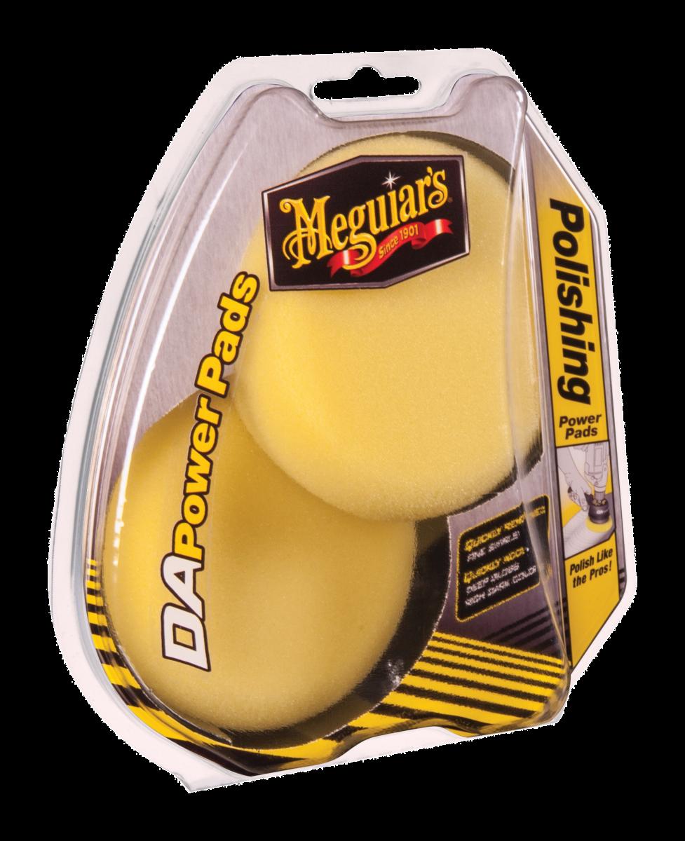 Meguiar's DA Power Pads Polishing