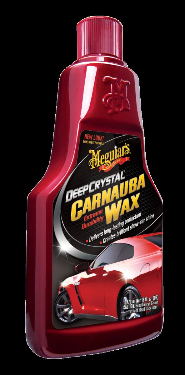 Meguiar's Deep Crystal Wax