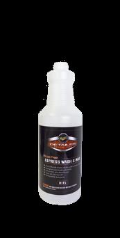 Meguiar's Rinse Free Wash & Wax Bottle