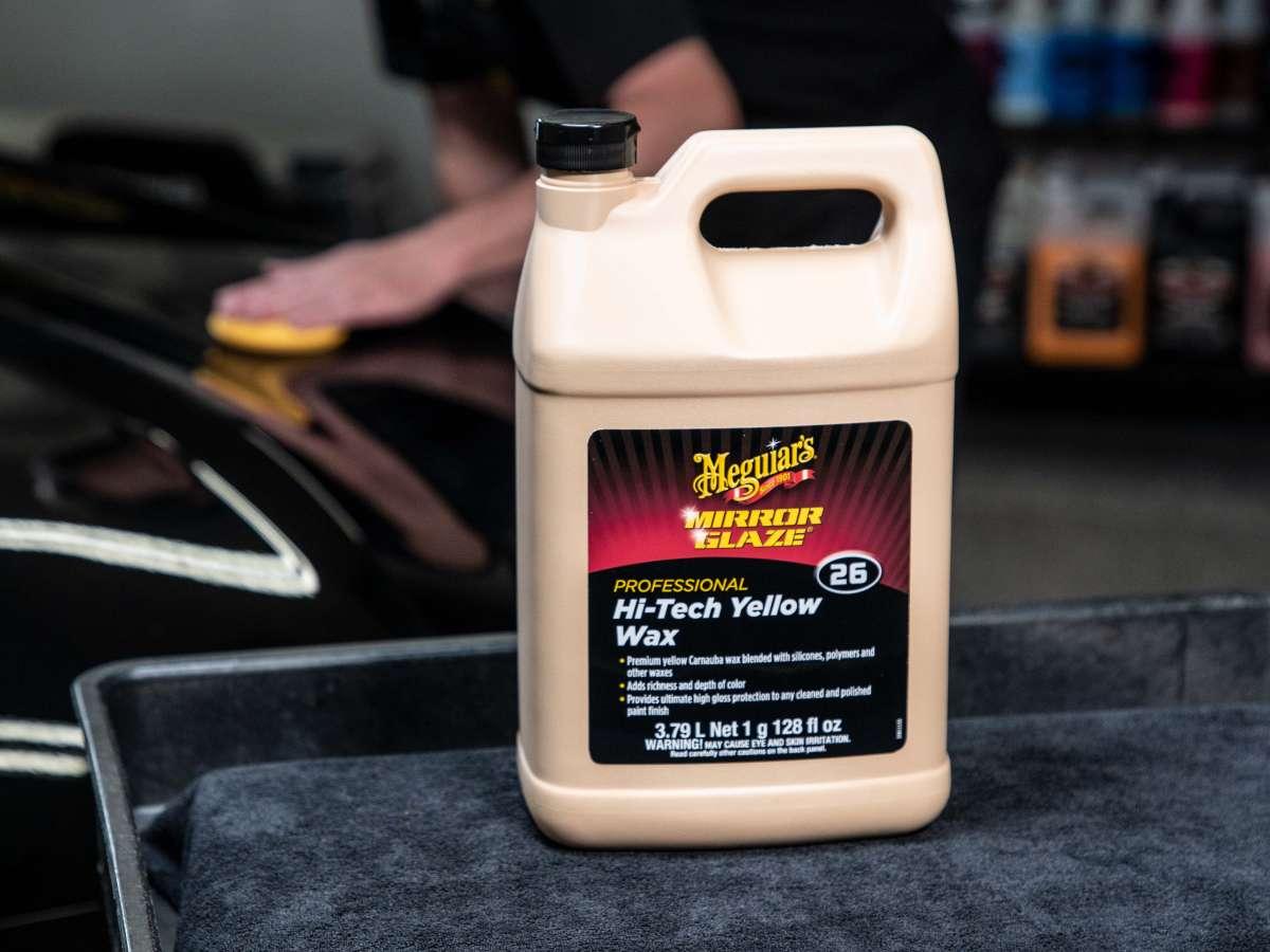 Meguiar's Hi-Tech Yellow Wax