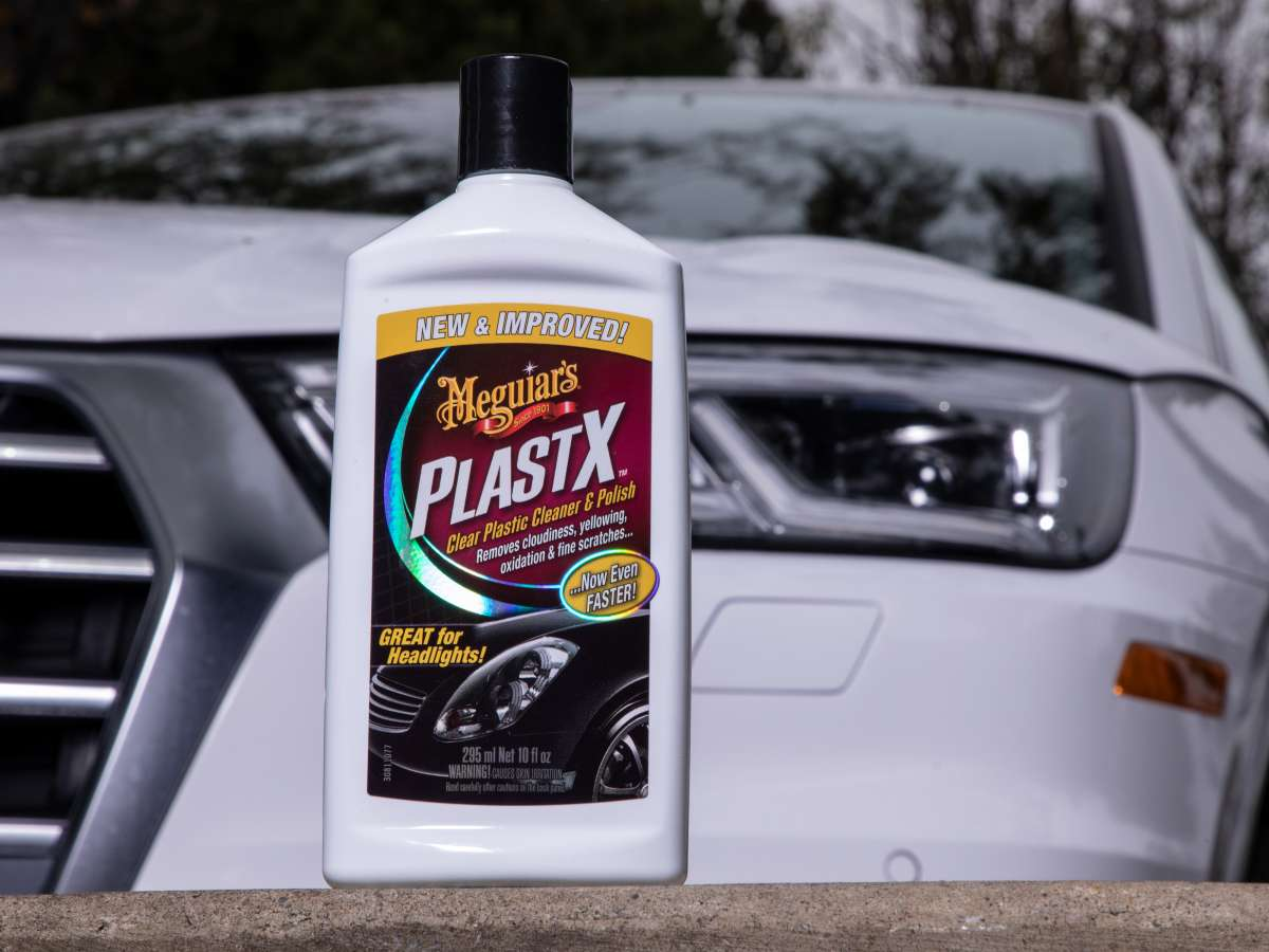 Meguiar's Plast-X Clear Plastic Cleaner & Polish
