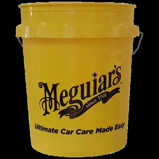 Meguiar's Yellow Bucket