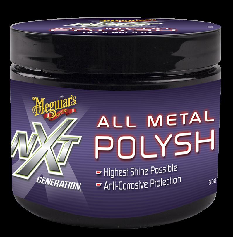 Meguiar's NXT Generation All Metal Polysh