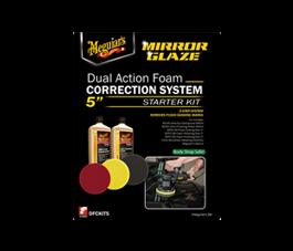 """Meguiar's Dual Action Foam Correction Kit 5"""""""