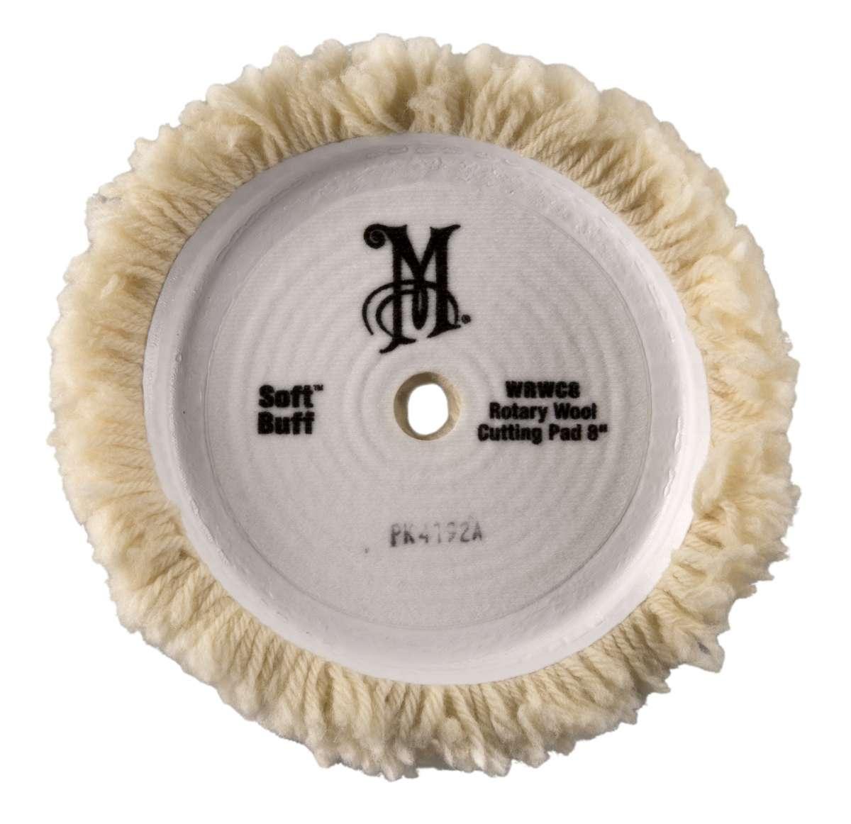 Meguiar's Soft Buff Rotary Wool Cutting Pad