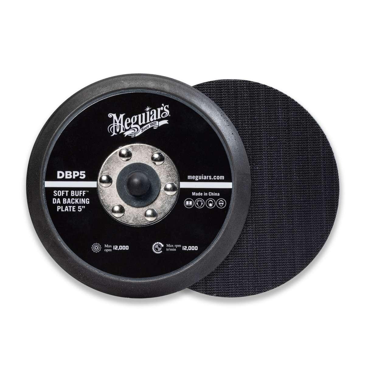"""Meguiar's  Soft Buff DA Backing Plate 5"""""""