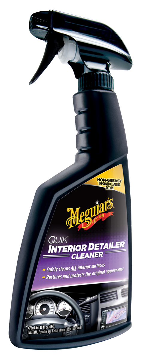 Meguiar's Quik Interior Detailer Cleaner