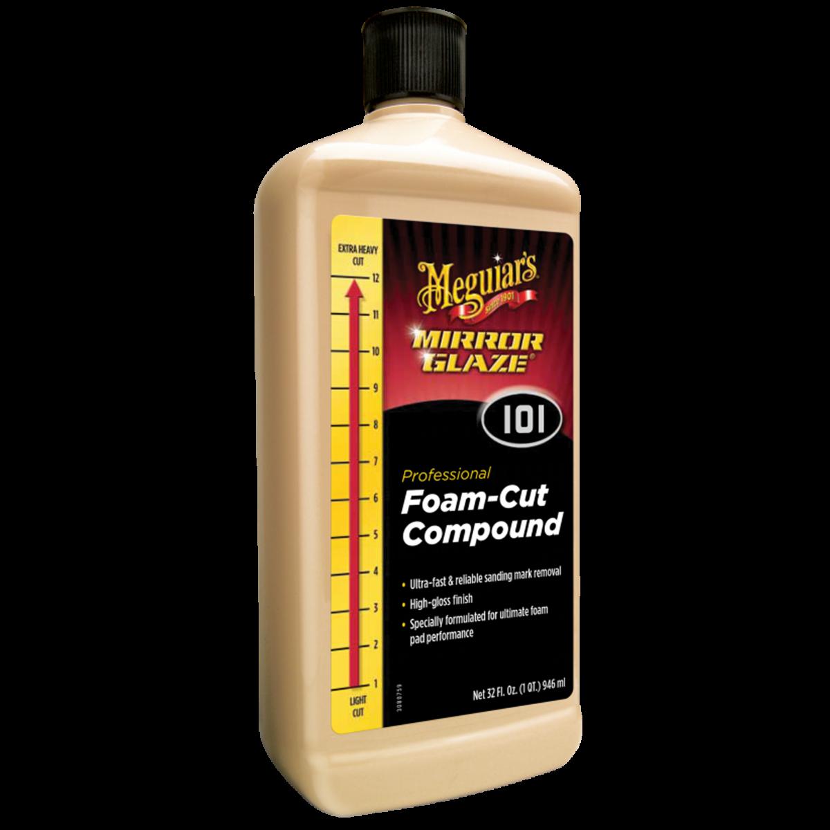 Meguiar's Foam-Cut Compound