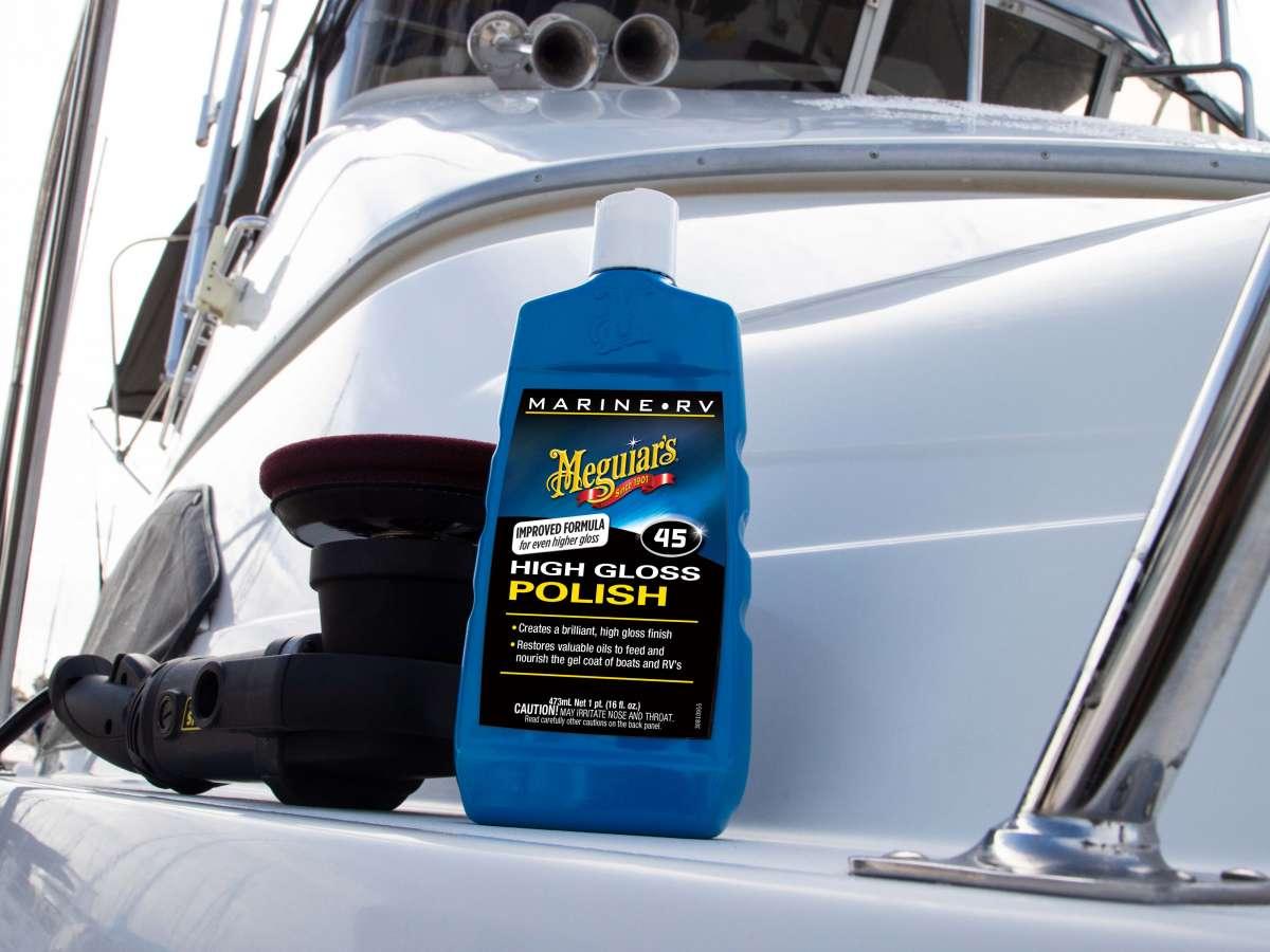 Meguiar's Marine/RV High Gloss Polish