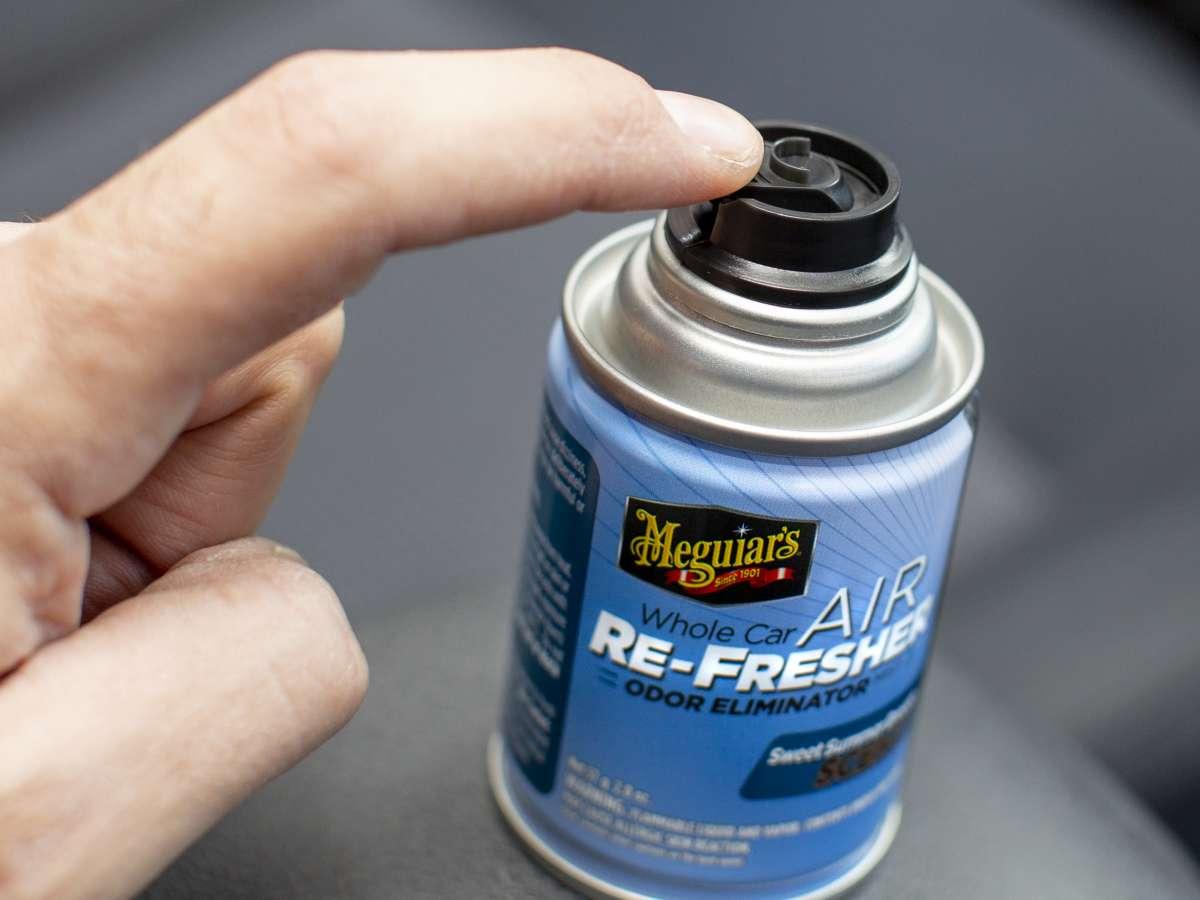 Meguiar's Whole Car Air Re-Fresher Odor Eliminator - Summer Breeze