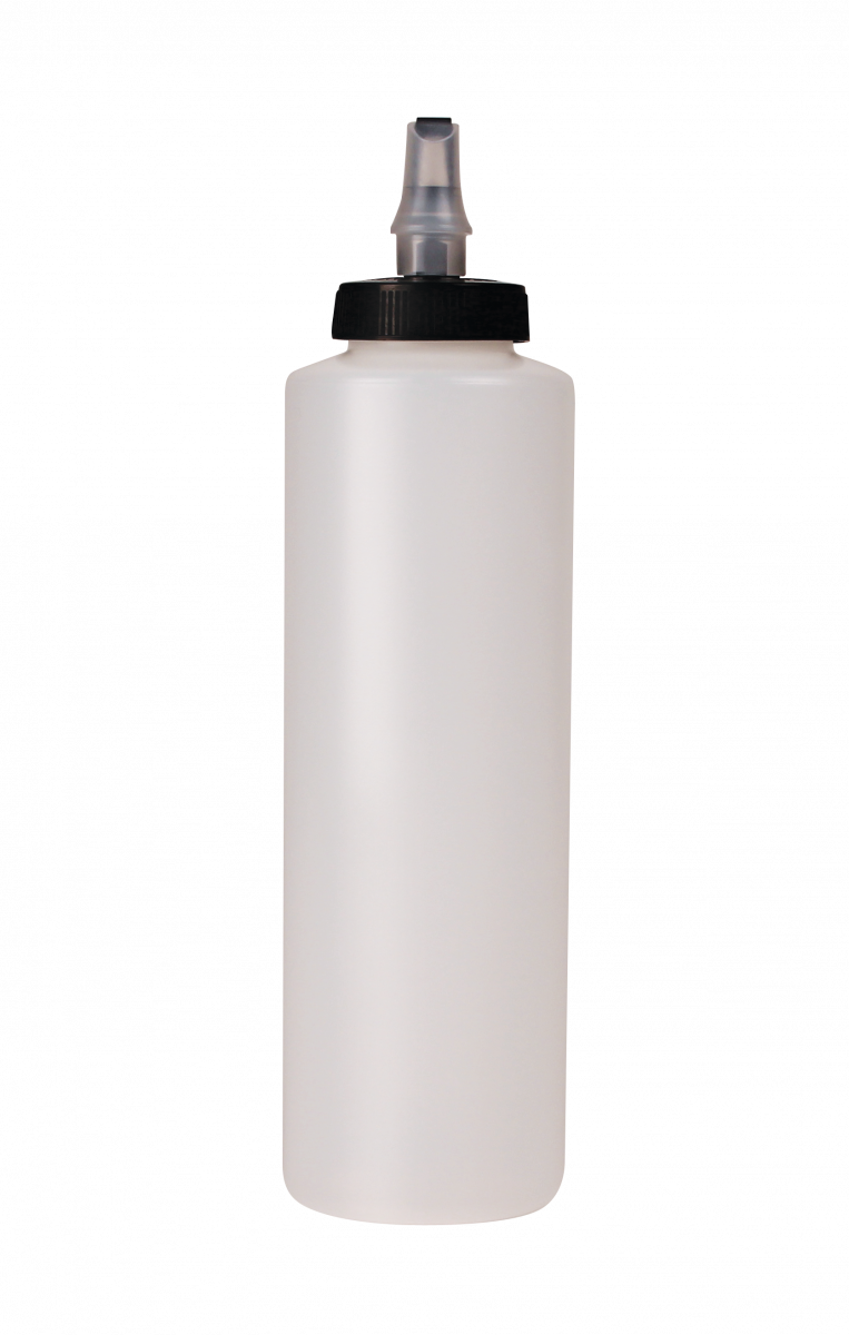 Dispencer bottle 16OZ/473 ml with cleaning nozzle