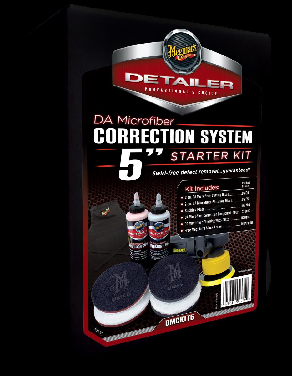 "Meguiar's DA Microfiber Correction System 5"""