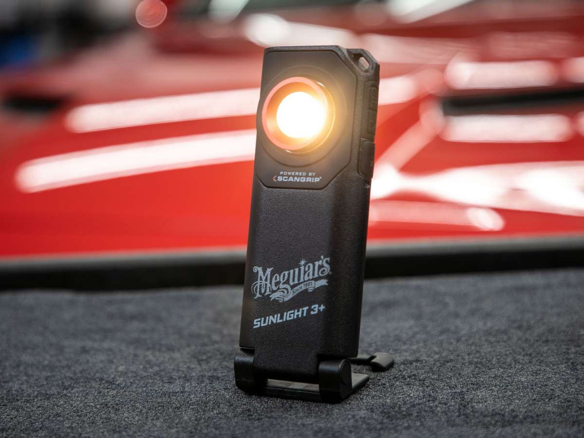 Meguiar's Sunlight 3+