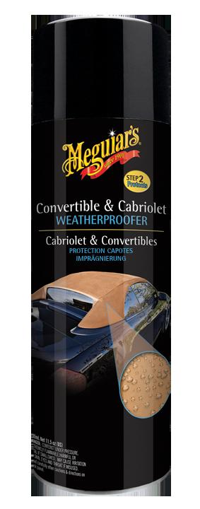 Meguiar's Convertible & Cabriolet Weatherproofer