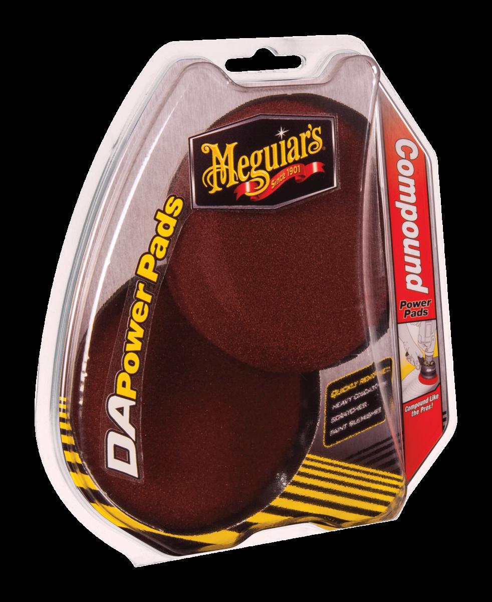Meguiar's DA Power Pads Compound