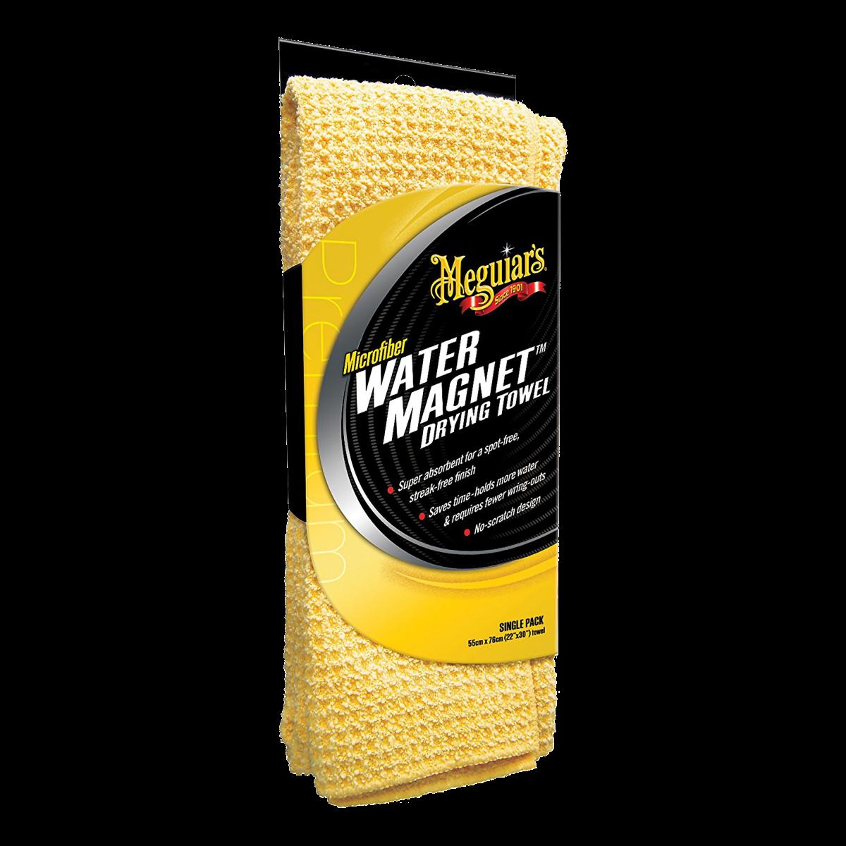 Meguiar's Microfiber Water Magnet Drying Towel