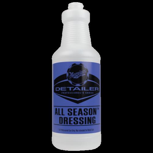 Meguiar's All Season Dressing Bottle