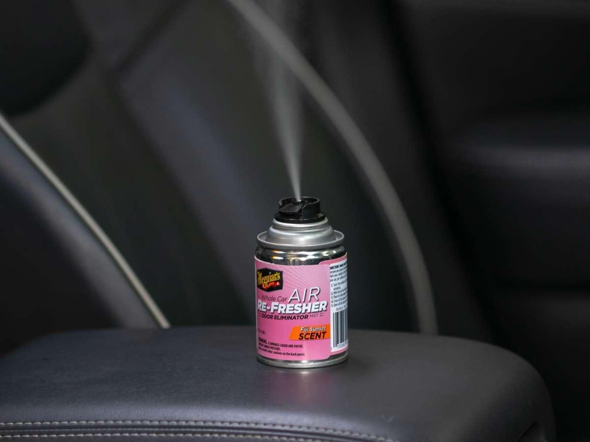 Meguiar's Whole Car Air Re-Fresher Odor Eliminator - Fiji Sunset