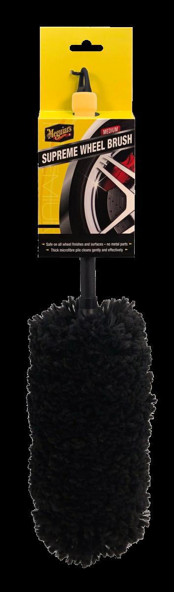 Meguiar's Supreme Wheel Brush Medium