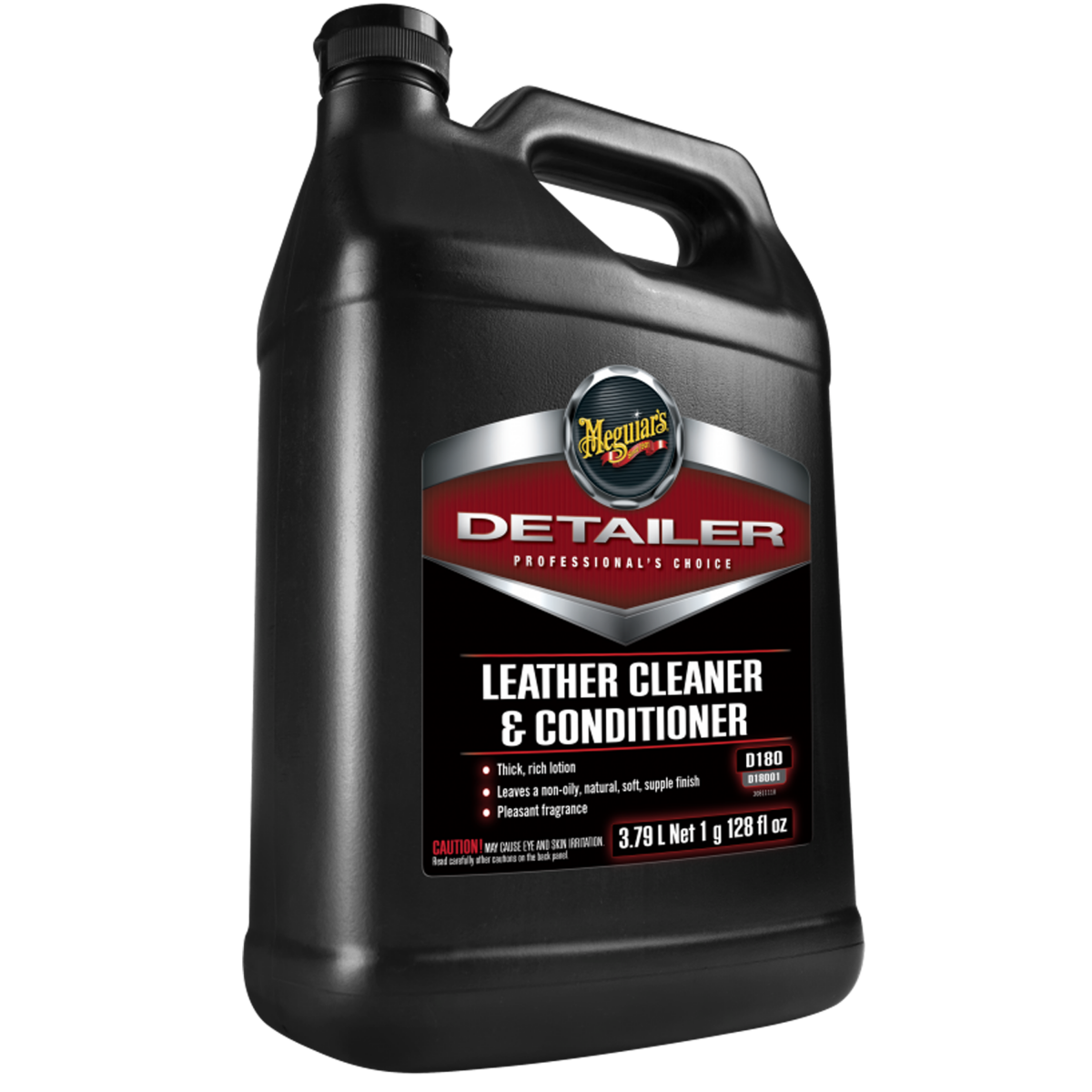 Meguiar's Leather Cleaner & Conditioner