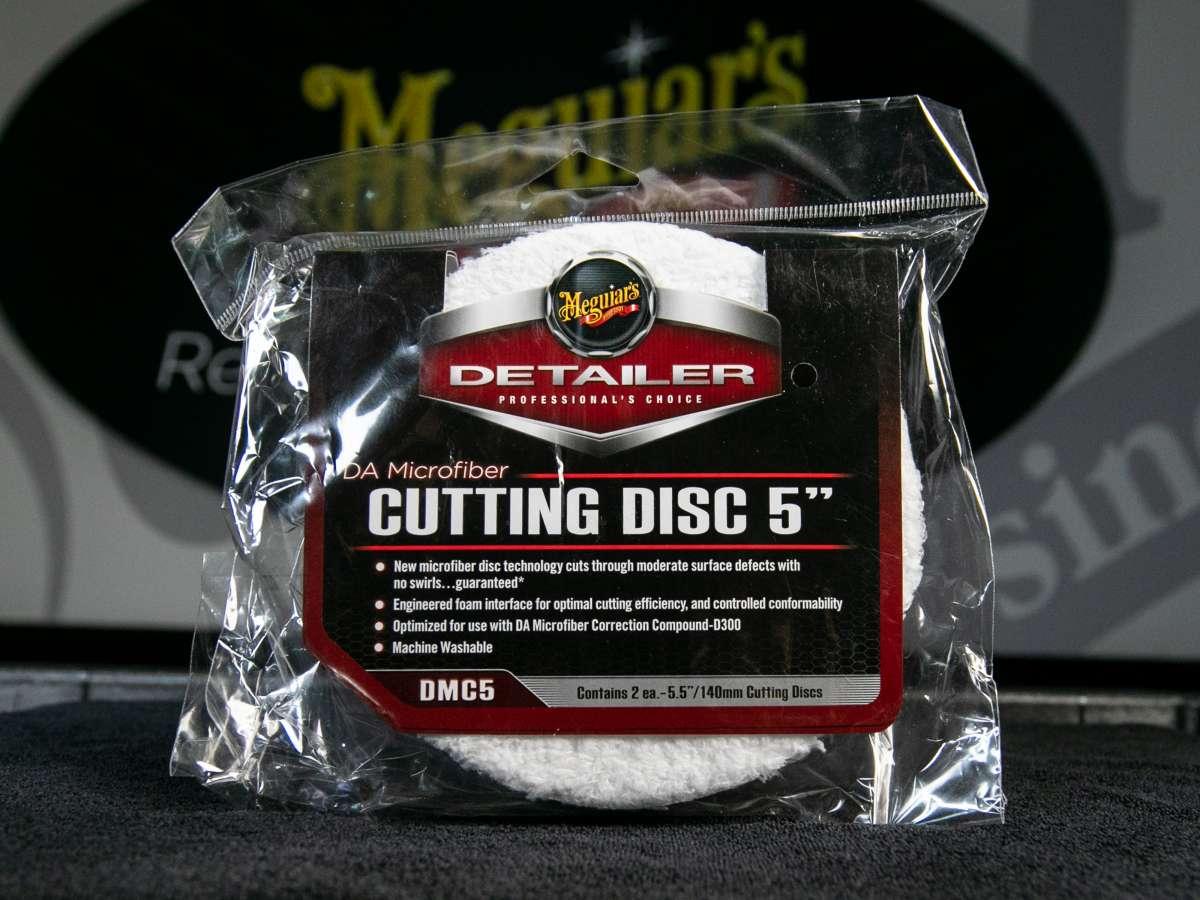"""Meguiar's DA Microfiber Cutting Disc 5"""""""