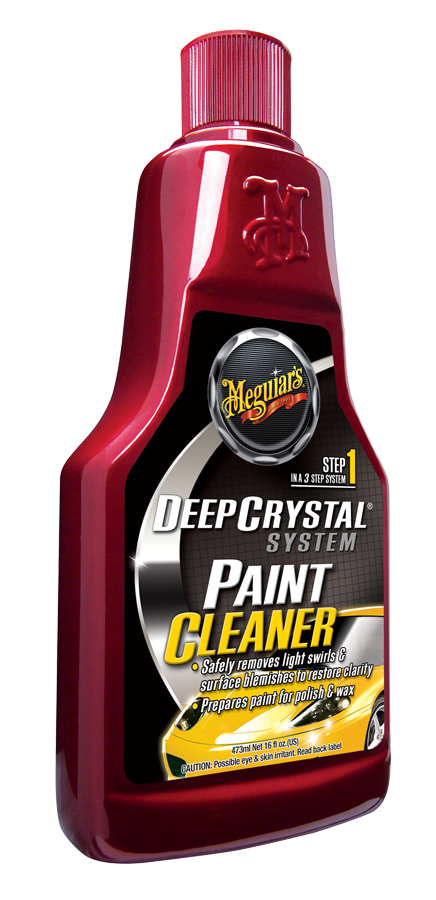 Meguiar's Deep Crystal Cleaner