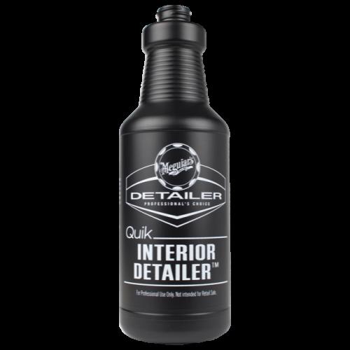 Meguiar's Quik Interior Cleaner Bottle