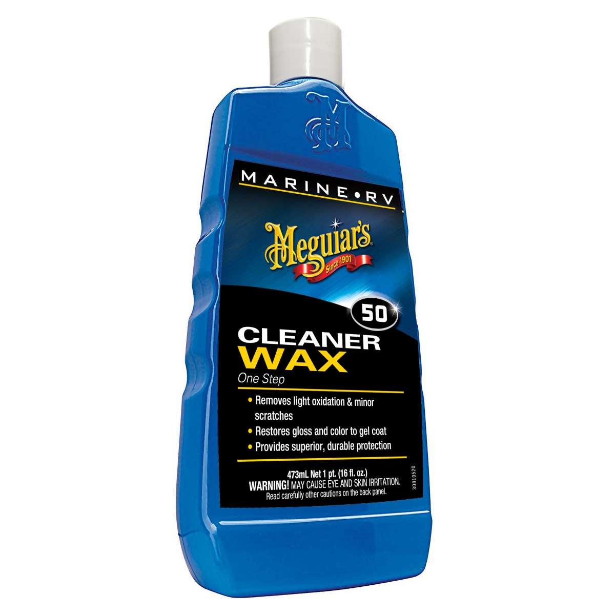Meguiar's Marine/RV Cleaner Wax