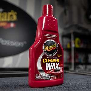 Meguiar's Cleaner Wax Liquid
