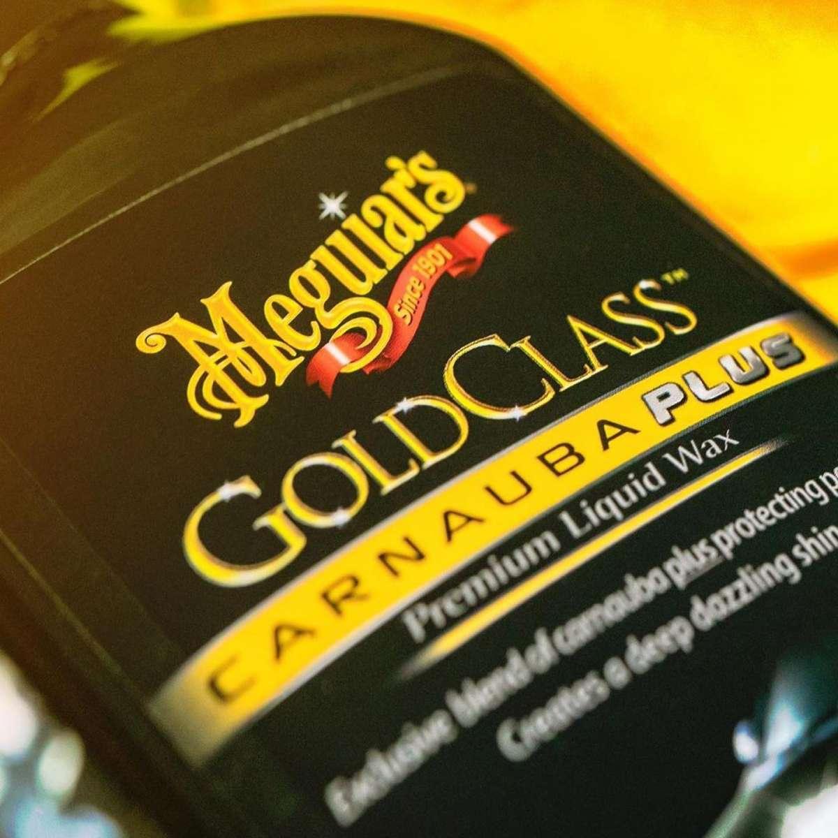 Meguiar's Gold Class Carnauba Plus Premium Liquid Wax