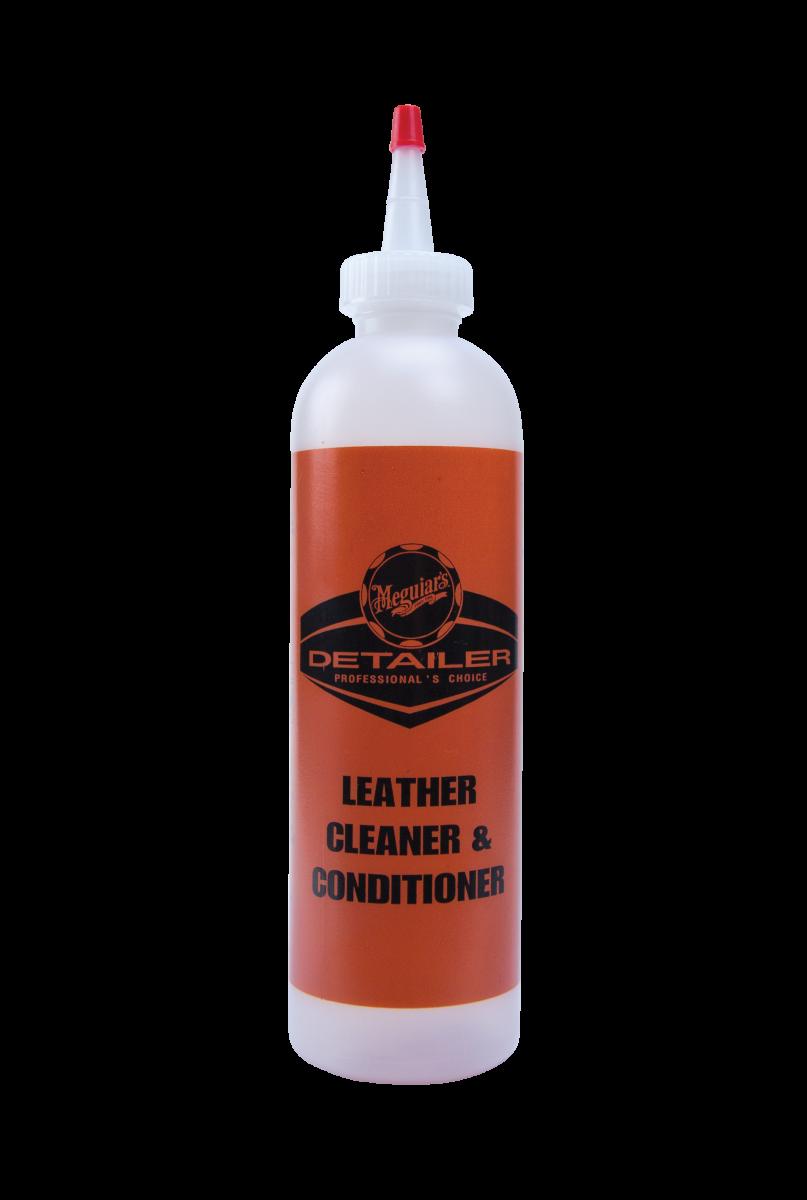 Meguiar's Leather Cleaner & Conditioner Bottle